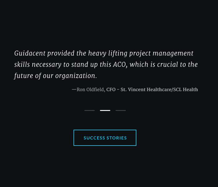 Guidacent Project Screenshot