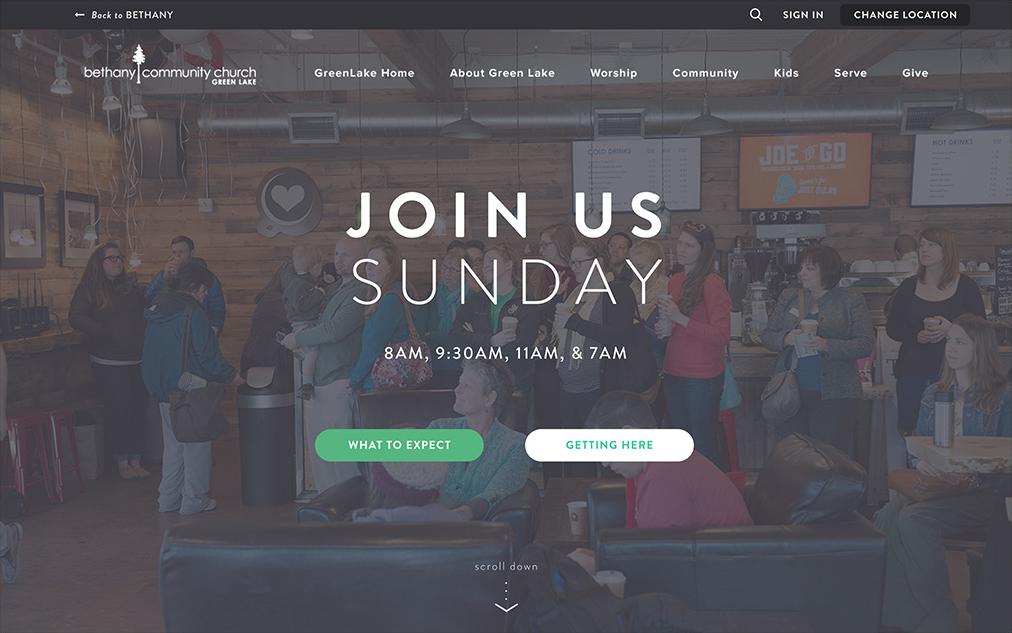 Bethany Website