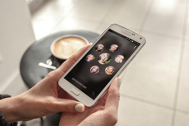 Samsung AllTogether App
